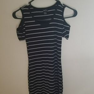Rue 21 Cold Shoulder Bodycon Dress